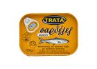 Trata Aegean Sea Sardines in Vegetable Oil with Smoke Flavouring 100 g