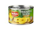 Del Monte Slices Pinapple in Juice 220 g