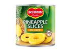 Del Monte Sliced Pineapple in Syrup 435 g