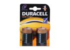 Duracell Batteries LR20 / MN 1300 2 Pieces