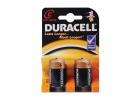 Duracell Batteries LR14 / MN 1400 2 Pieces
