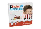 Kinder Milk Chocolates 4x50 g
