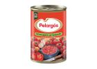 Pelargos Diced Tomatoes With Onion 400 g