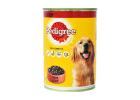 Pedigree Pate with Beef for Dogs 400 g