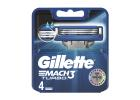 Gillette Mach 3 Turbo Shaving Blades 4 Pieces