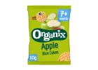 Organix Apple Rice Cakes 50 g