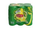 Lipton Zero Sugar Peach Ice Tea 6x330 ml