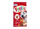 Frolic Dry Dog Food Croquettes with Beef, Carrot & Cereal 1.5 kg