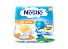 Nestle Milk Dessert with Biscuits 6+ Months 4x100 g