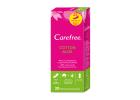 Carefree Cotton Aloe Pantyliners S/M 20 pcs