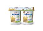 Delta Advance Baby Yoghurt with 5 Cereals 2x150 g