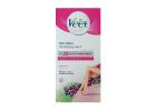 Veet Cold Wax Strips for Legs 40 Pieces