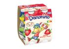Danone Danonino Yoghurts Dessert with Strawberry 4x100 g