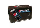 Pepsi Max Soft Drink 8x330 ml