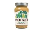 Whole Earth Crunchy Peanut Butter 340 g