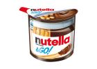 Nutella & Go Ηazelnut Praline with Grissini 52 g