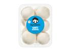 Kyriakides Prepacked White Mushrooms 500 g