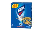 Aroxol Spiral Insecticide Coils, 8+ 2 Free