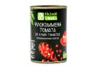 AB Bio Chopped Tomato in Slightly Concentrated Tomato Juice 400 g