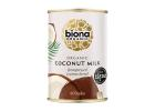 Biona Organic Coconut Milk 400 ml