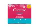 Carefree Cotton Pantyliners S/M 76 pcs