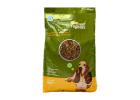 Family Friends Dry Complete Pet Food For Adult Dogs with Kibbles with Poultry, Cereals & Vegetables 4 kg