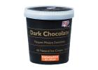 Papafilipou Dark chocolate Ice Cream 850 ml