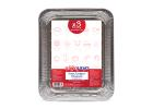 Alphamega Utensils Aluminium Trays 32.2x26.2x5 cm 3 pcs