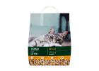 Tesco Ultra Absorbent Wood Cat Litter Light Weight 10 Litre