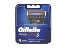 Gillette Fusion Shaving Blades 4 Pieces