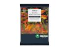 Tesco Frozen Sliced Mixed Peppers 500 g