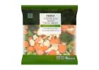 Tesco Farmhouse Frozen Mixed Vegetables 1 kg