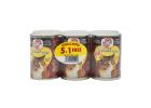 Desmi Chunks in Gravy With Beef Cat food 5x1 Free, 6x410 g
