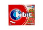 Orbit Strawberry Flavour Chewing Gum 31 g