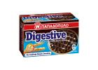 Papadopoulou Digestive Biscuits with Dark Chocolate 200 g