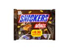 Snickers Minis Chocolates in a Bag 227 g