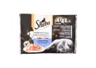 Sheba Cat Food in Sauce with Assorted Fish 4x85 g
