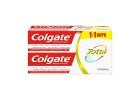 Colgate Total Original Toothpaste75ml 1+1 Free