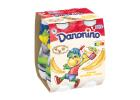 Danonino Yogurt Drink with Banana Flavour 4x100 g