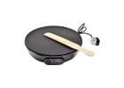 Quest Pancake And Crepe Maker 1000 Watt, 30 cm Non-Stick Plate, CE
