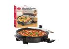 Quest Multi-Function Electric Cooker 1500 watt, 40 cm Wide Plate CE
