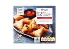 Tesco 12 Vegetable Samosas 216 g