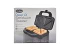Quest Deep Fill Sandwich Toaster 900 watt , Non Stick Plates CE
