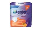 Tender Easywear Adult Diapers XL 14 Pieces
