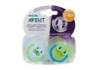 Avent Soother Animal Boys 6-18 Months 2 Pieces