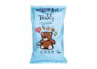 Teddy Organic Corn Snacks with Carrot & Pumpkin 4x15 g