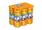 Fanta Orange 6X330 ml