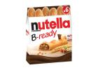 Nutella B-Ready Wafer Filled with Hazelnut Praline 6x22 g