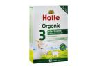 Holle Organic Growing-Up Goat Milk No.3 12+ Months 400 g