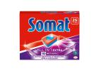 Somat 10 Multi-Action All-in-1 Extra Dishwasher Tablets 25 pcs 450 g